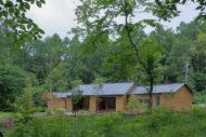 山の家:静と動の同居