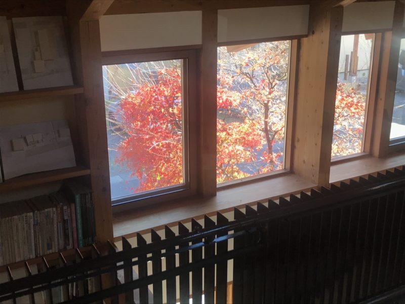 林建築設計室の2階