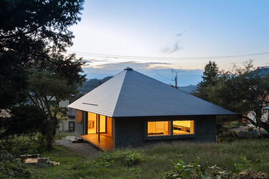 里山の庵 林建築設計室