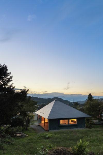 里山の庵 筑北村の別荘