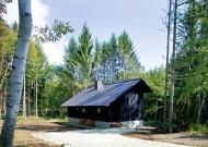 静かな森の家