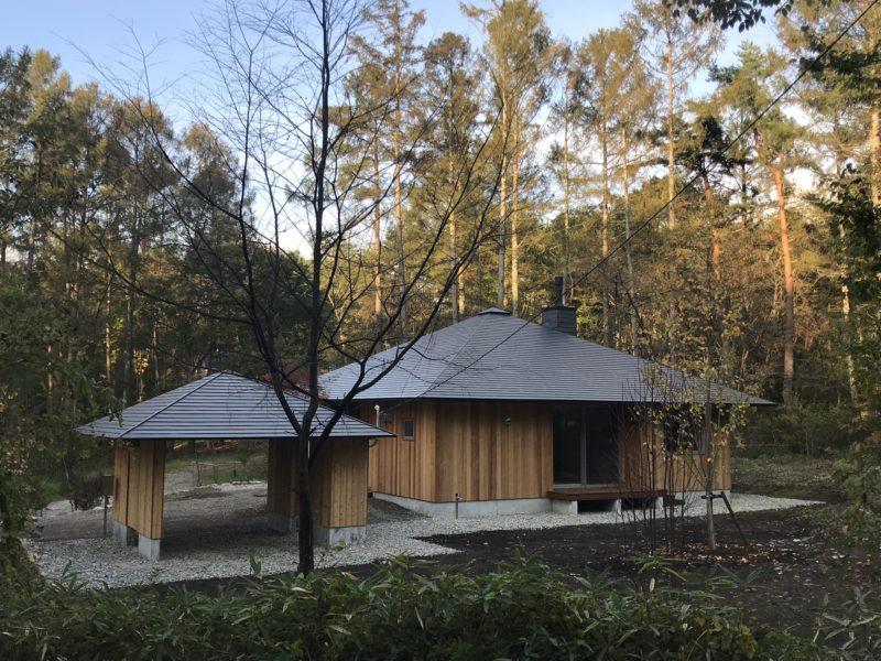 蓼科高原の別荘 設計事務所