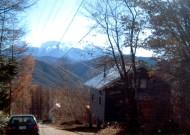 御岳山を望む家[別荘]
