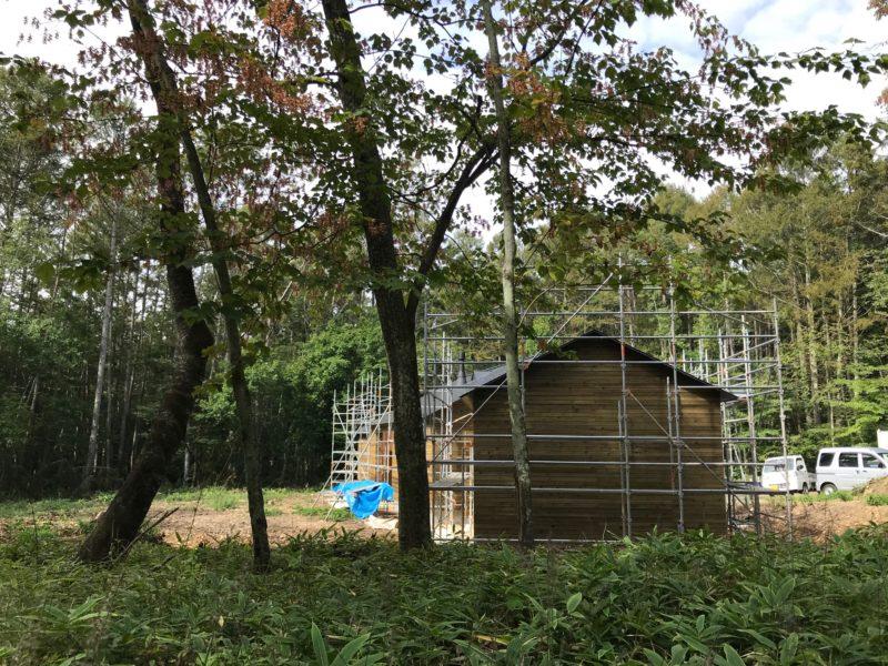 原村の別荘