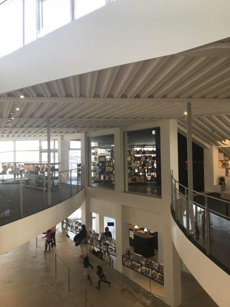 太田市美術館図書館