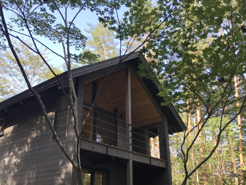 白馬 森の隠れ家 別荘