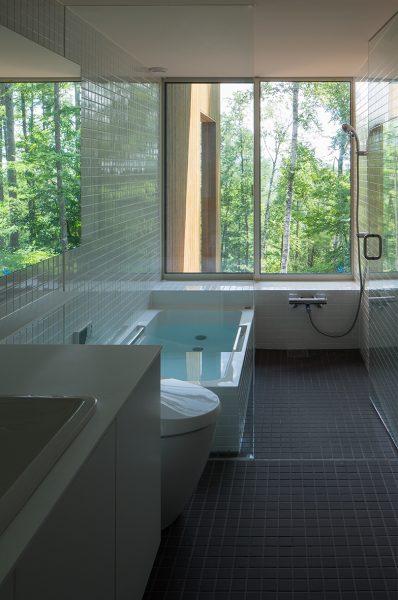 蓼科高原の別荘を設計する長野県の設計事務所
