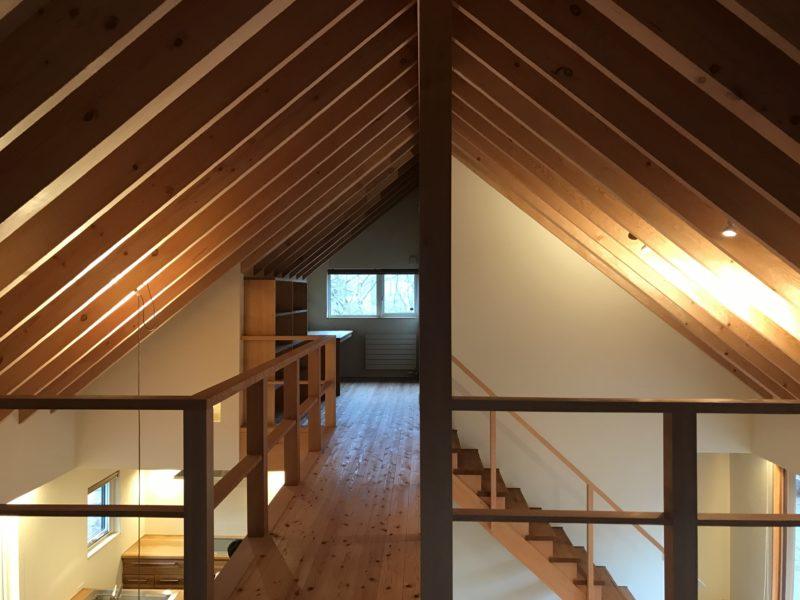 蓼科高原の別荘 林建築設計室
