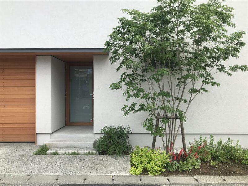通り土間の家 松本市