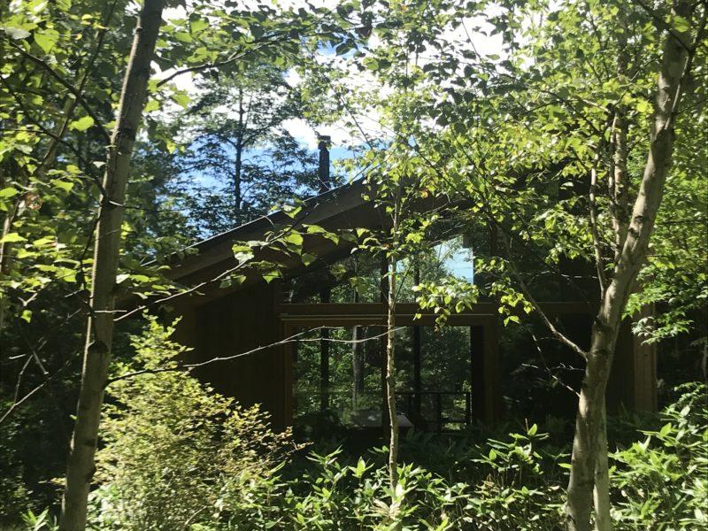 林建築設計室 蓼科のアトリエ