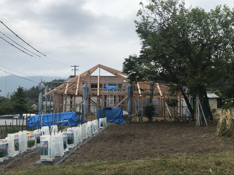 別荘の設計 長野県筑北村
