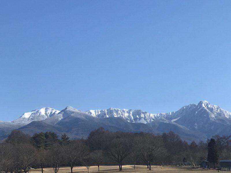 八ヶ岳 2020.12.23