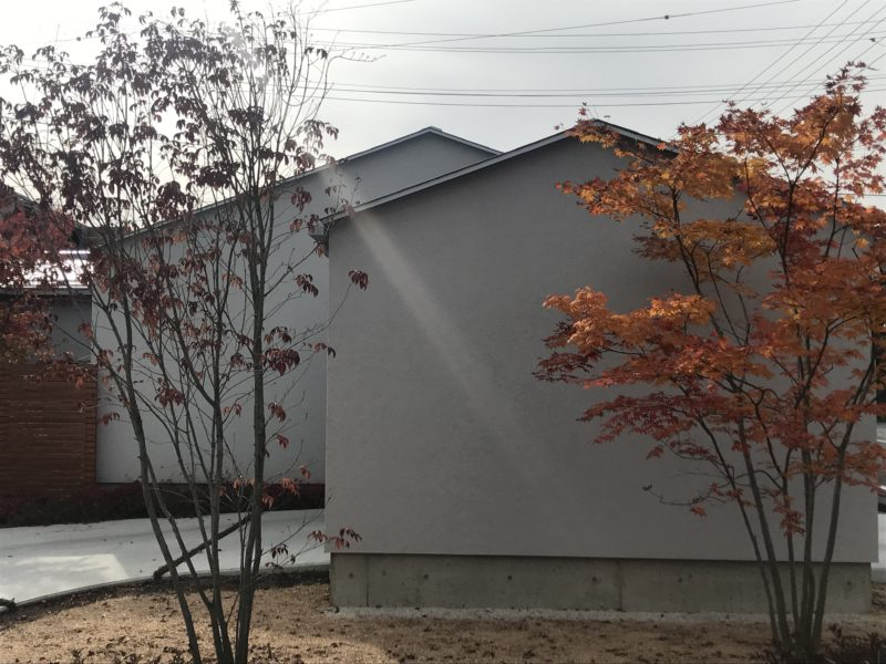 岡谷市 連なるおうち コートハウス