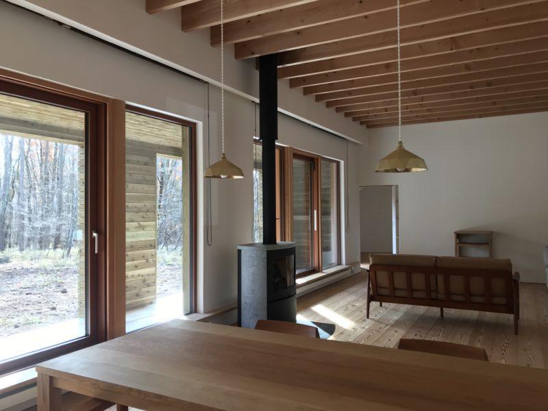 原村 平屋の別荘