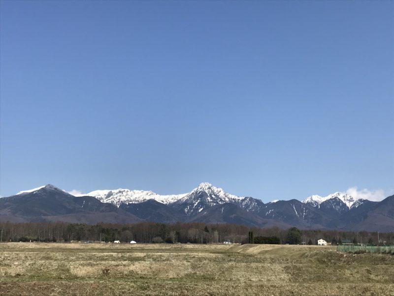 八ヶ岳 2020.4.5