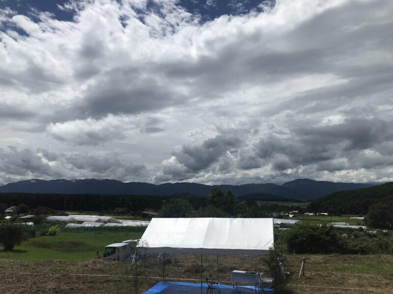 地鎮祭「見晴らす家」茅野市蓼科高原