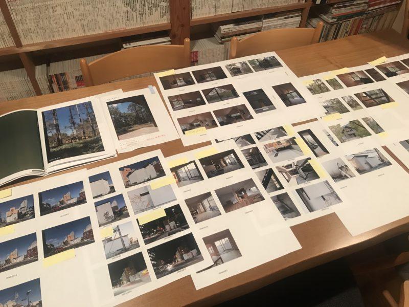 竣工写真の打合せ 建築写真家と