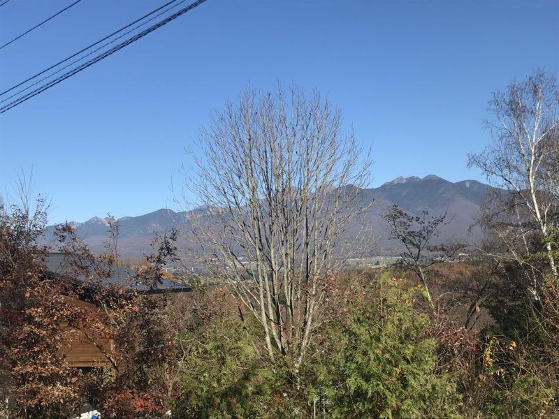 富士見町の別荘
