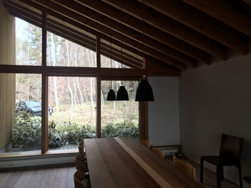 蓼科のアトリエ 林建築設計室