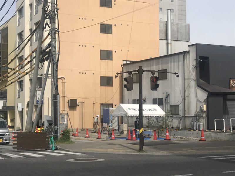 地鎮祭「街角のコートハウス」松本市