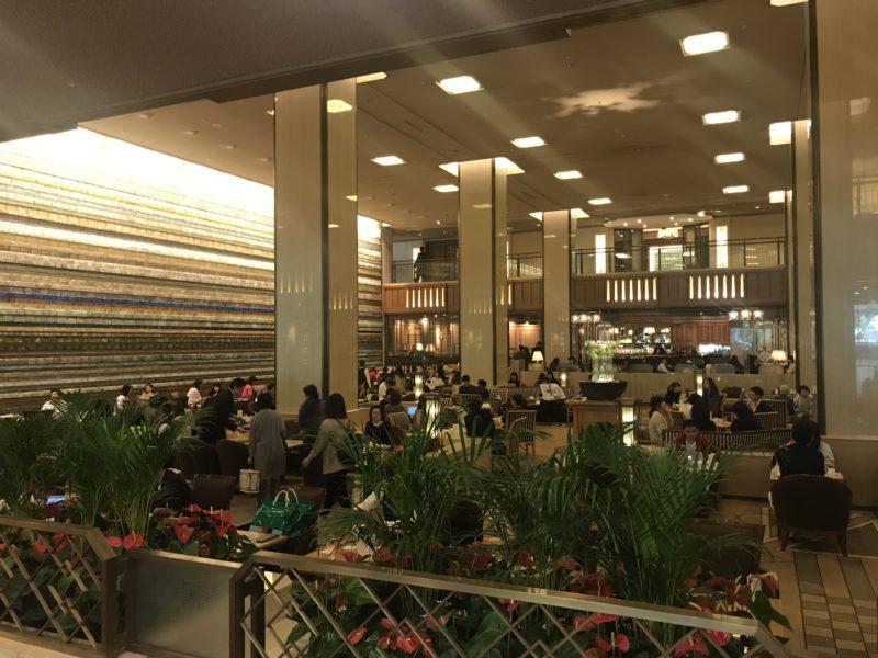 帝国ホテル東京 ラウンジ