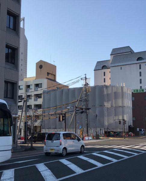 解体工事 松本市の住宅