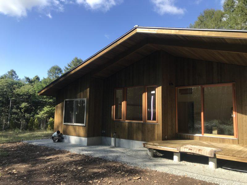 原村 住宅 自然に還る家