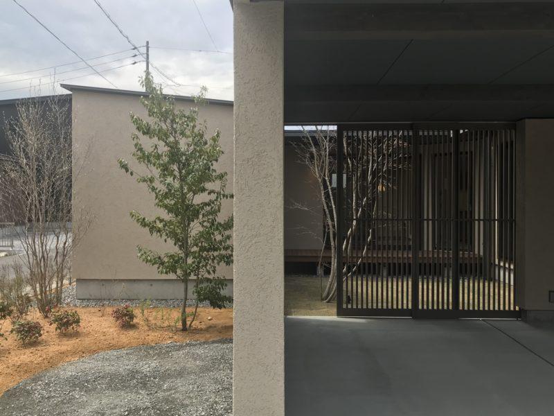 松本市のコートハウス