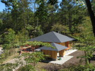 たてしな 森の家