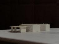 平屋のコートハウス