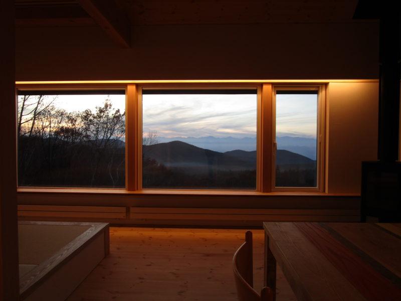 峰の原高原 別荘設計