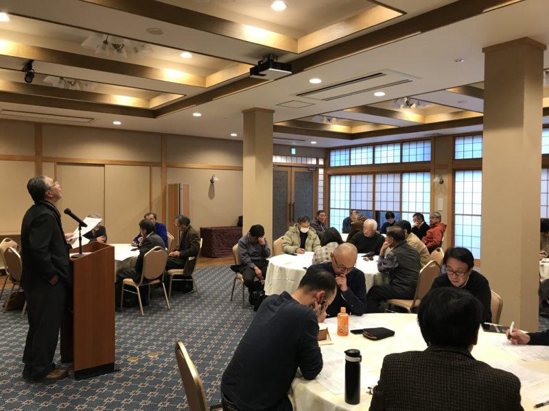 JIA長野県クラブ 冬のセミナー2019