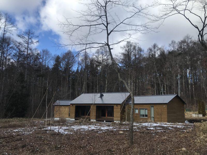 原村の別荘 林建築設計室