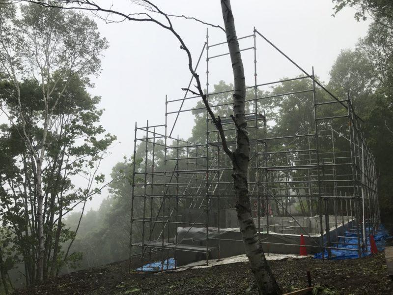 須坂市 峰の原高原の別荘