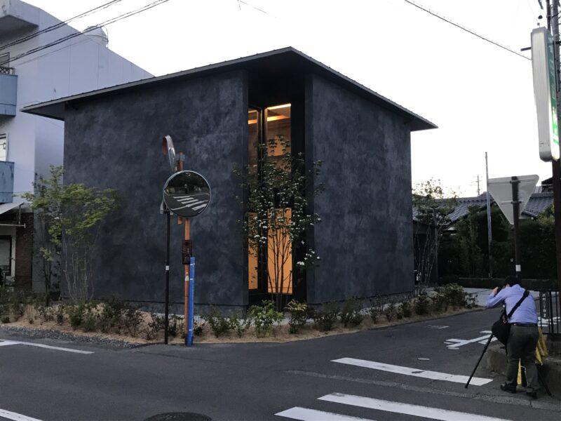 竣工写真の撮影 対角にひらく家 松本市
