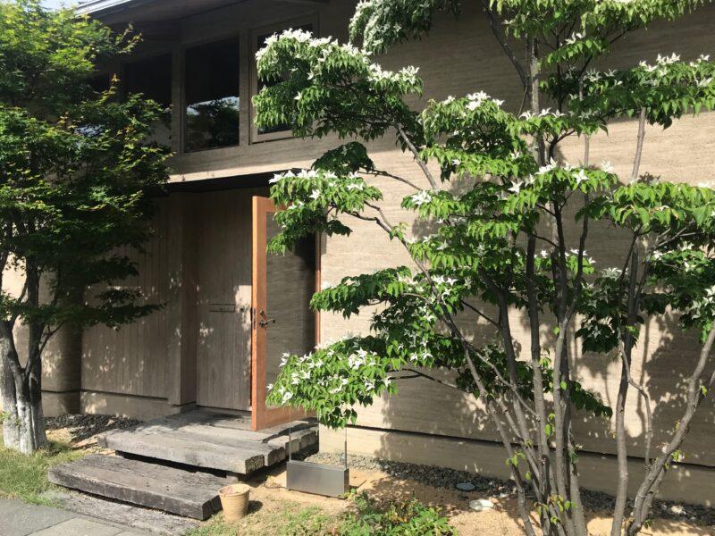 林建築設計室の事務所 ヤマボウシ