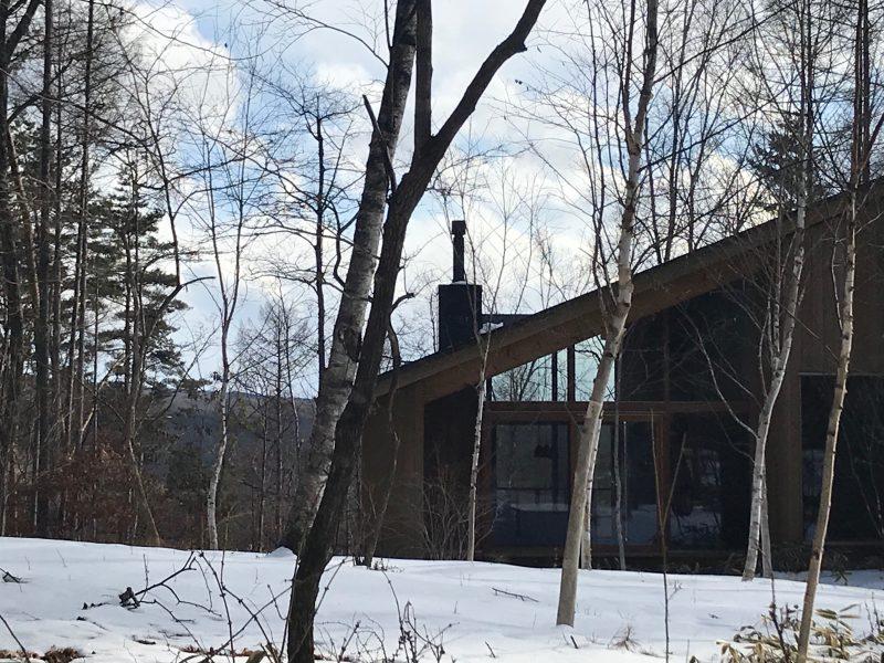 別荘の設計 蓼科高原 建築家のアトリエ